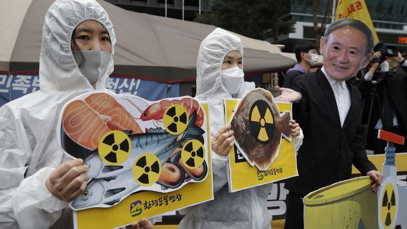 Japonsko / Fukušima /