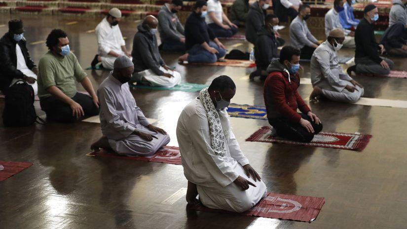 Moslim / Islam / Ramadán /