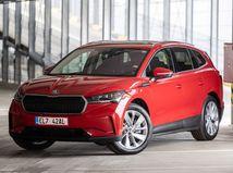 Škoda Enyaq iV - 2021