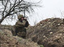 Ukrajina / Vojak / Armáda /
