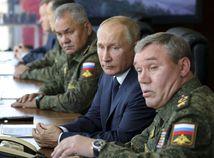 Aktivity NATO ohrozujú Rusko, vyhlásil Šojgu a potvrdil plnú pripravenosť vojsk