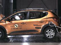 Euro NCAP - Dacia Sandero Stepway 2021