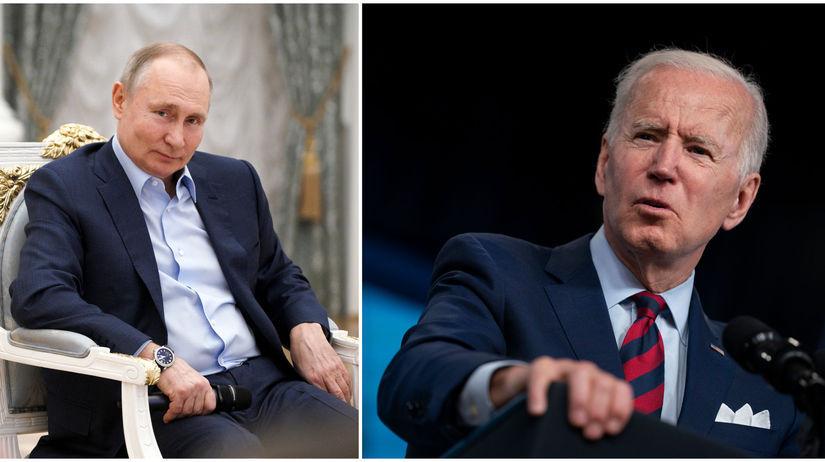 Vladimir Putin / Joe Biden