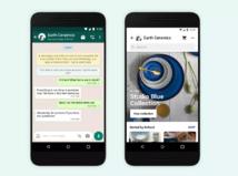 WhatsApp, Facebook, komunikácia