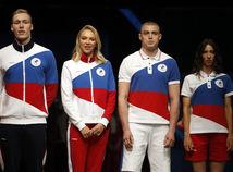 Rusko, oblečenie