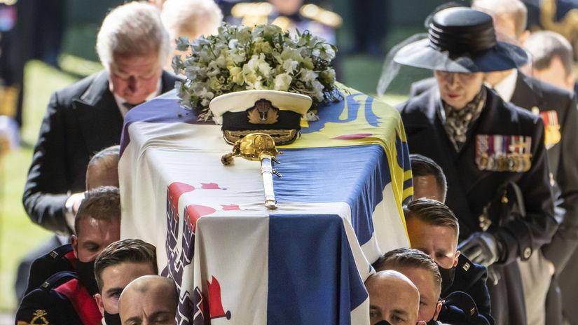 philip princ vojvoda pohreb