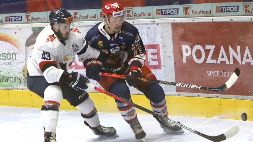 SR Hokej TEL 1/2 1. Zvolen Slovan BBX