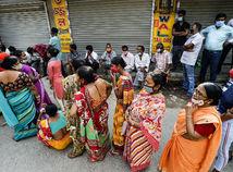 India, Bengálsko, voľby, vírus