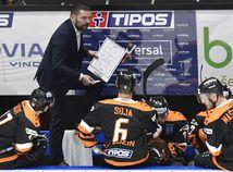 SR Hockey sobre hielo TEL 1/2 1. Michalovce Poprad Valtonen