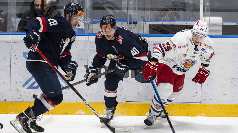 SR Hokej TEL 1/2 4. Slovan Zvolen BAX
