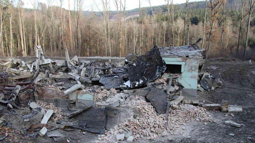 Vrbětice vrbetice muničný sklad česko výbuch
