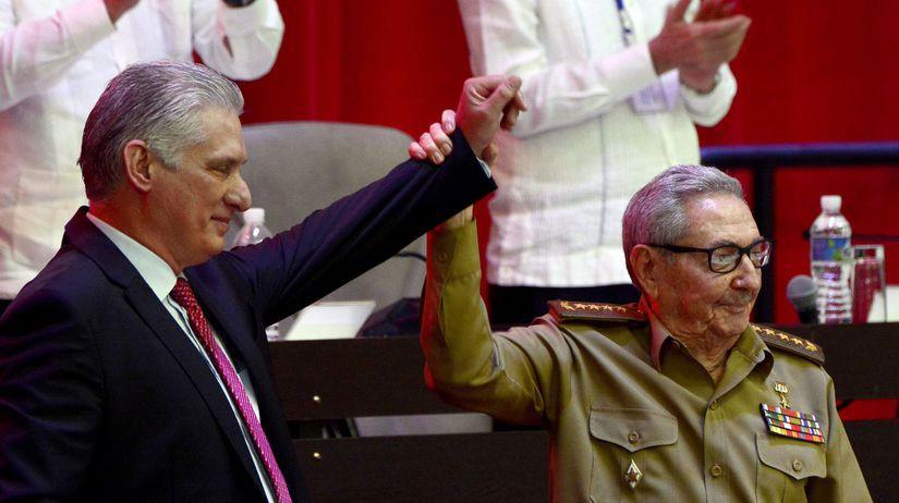 Raúl Castro / Miguel Díaz-Canel / Kuba /