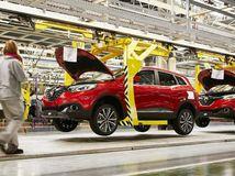 Renault - výroba