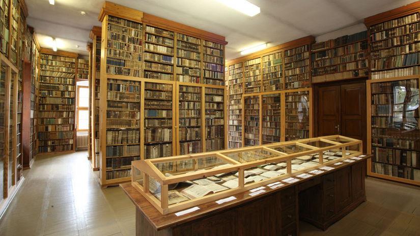 Lyceálna knižnica Kežmarok
