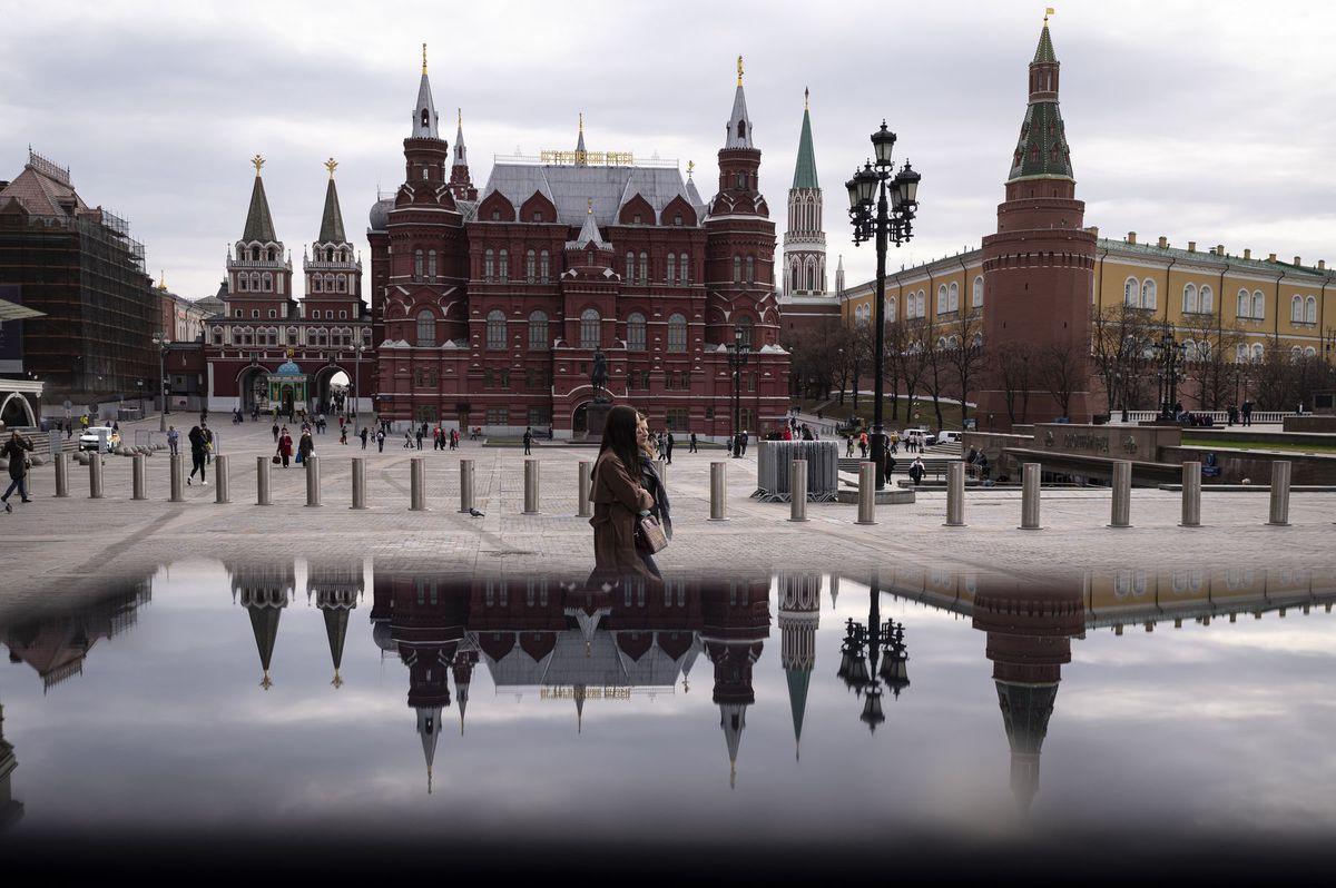 rusko moskva Červené námestie