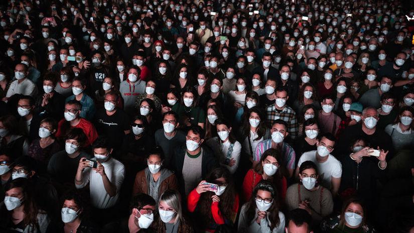 Španielsko Barcelona koronavírus šírenie štúdia...