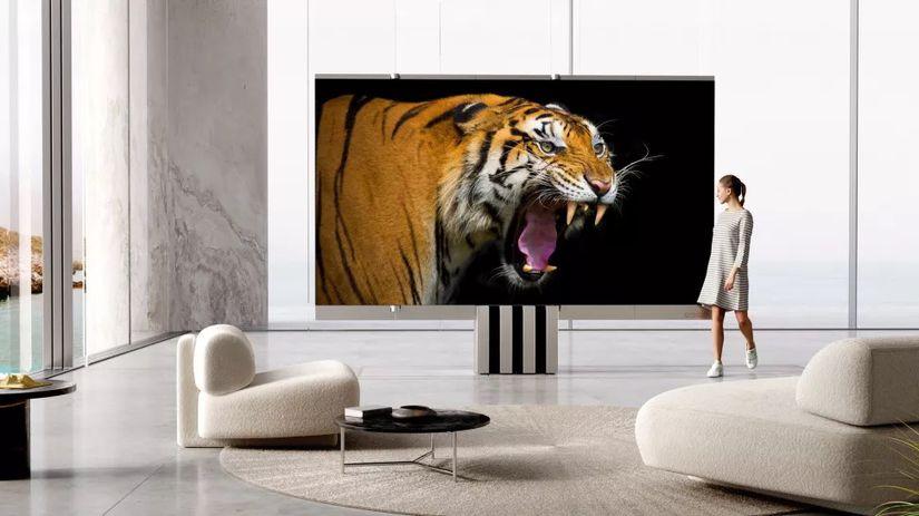 C-Seed, skladací televízor