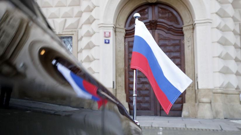 česko rusko ambasáda