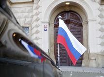 Česko zastropuje počet ruských pracovníkov na ambasáde v Prahe