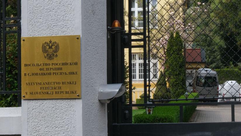 veľvyslanectvo Ruskej federácie