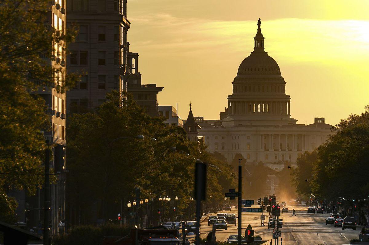 Washington / Kapitol /