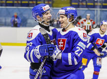 SR Piešťany Hokej MS2021 príprava Slafkovský Kollár
