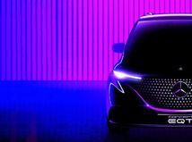 Mercedes-Benz EQT - 2021