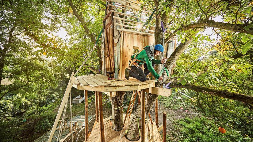 domcek na strome-1