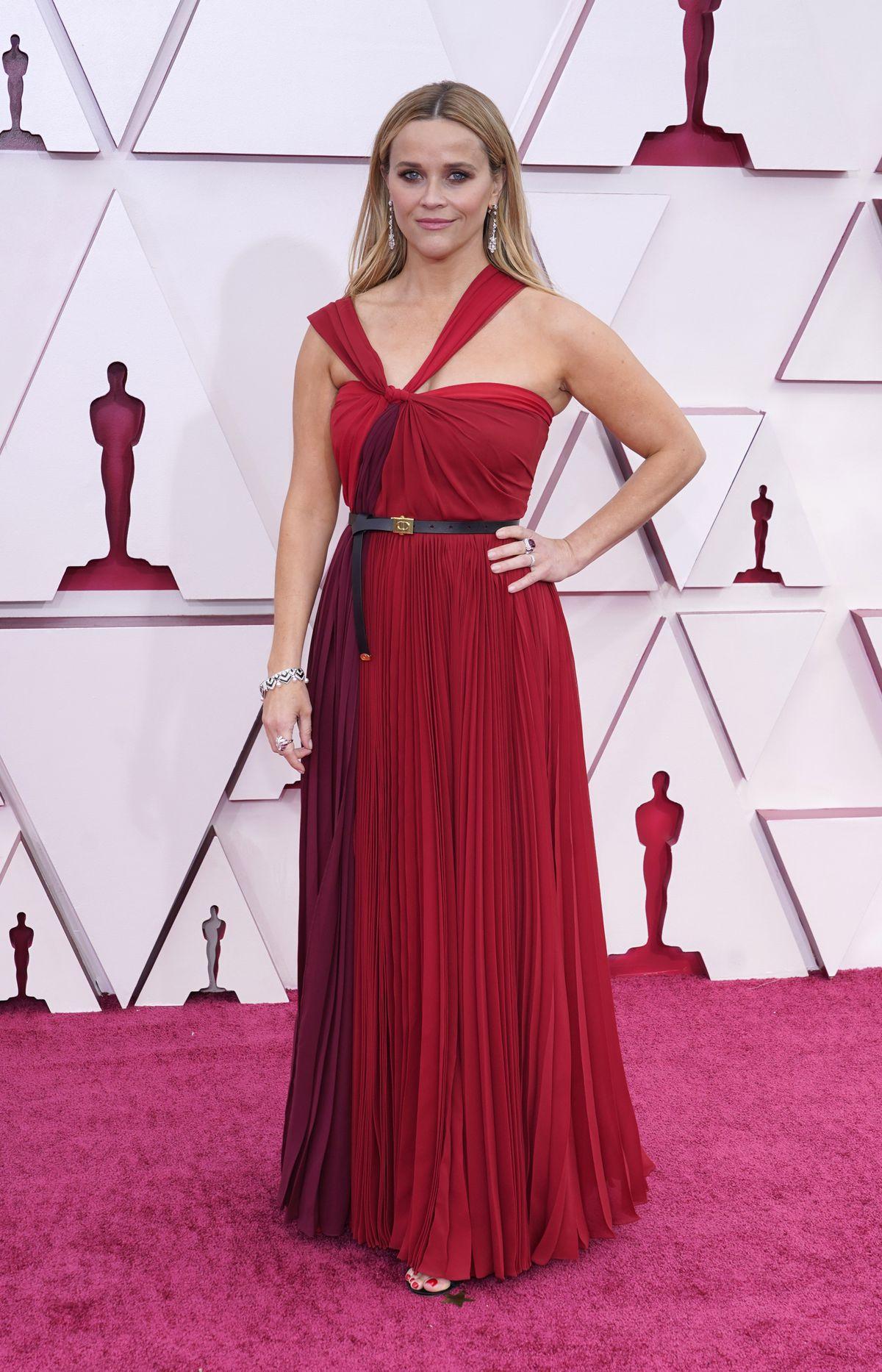 APTOPIX 93rd Academy Awards - Arrivals