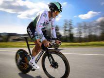 Švajčiarsko cyklistika Okolo Romandie prológ P. Sagan