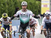 Švajčiarsko cyklistika Okolo Romandie 1. etapa P. Sagan víťa