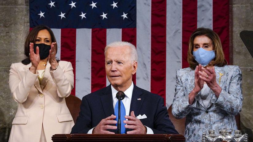 Biden 100 Days Congress
