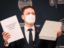 Eduard Heger Programové vyhlásenie vlády / PVV / Plán obnovy /