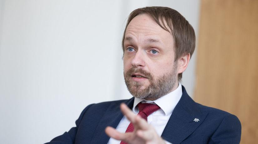 Jakub Kulhánek, minister zahraničných vecí...