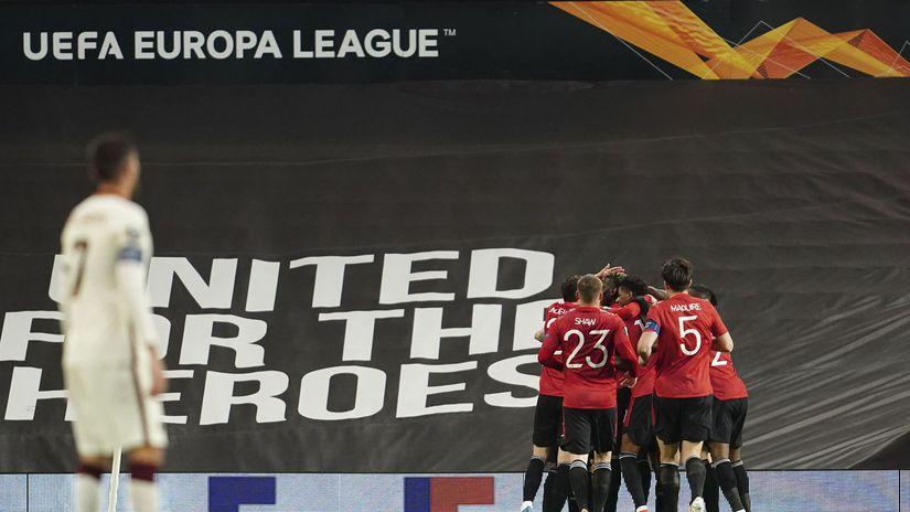 Manchester United - AS Rím