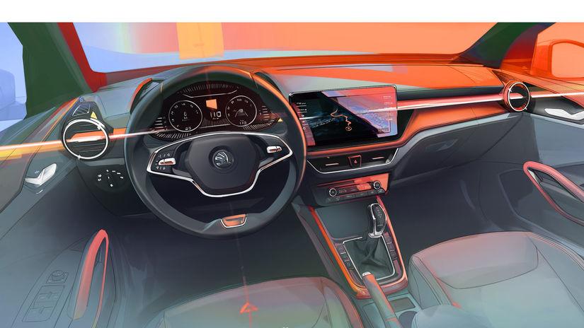 Škoda Fabia (2021)