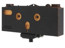 Minuta Stereo, stereoskopia, fotoaparát