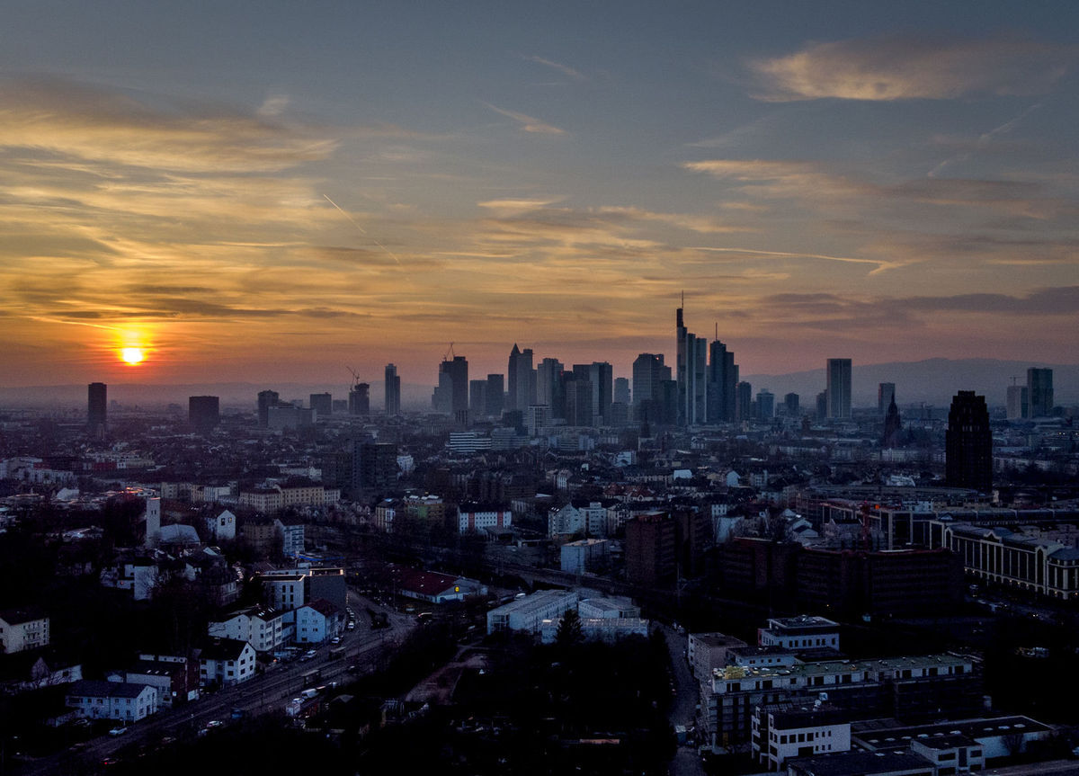 Nemecko, mesto, Frankfurt