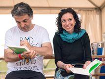 Silvia Singer a Etgar Keret