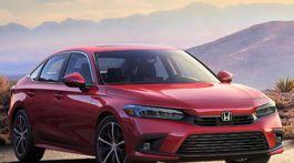 Honda Civic Sedan - 2021