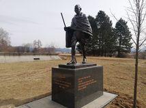 Mahátma Gándhí, Martin
