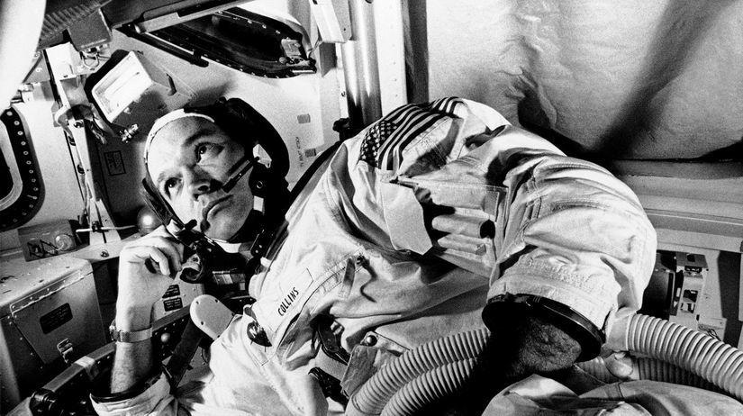 Michael Collins, kozmonaut, pilot