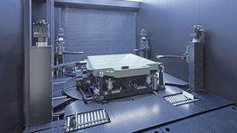 Nio - stanica na výmenu batérií