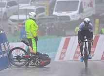 Švajčiarsko Cyklistika Okolo Romandie 4.etapa