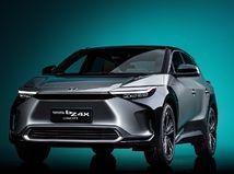 Toyota bZ4X Concept - 2021