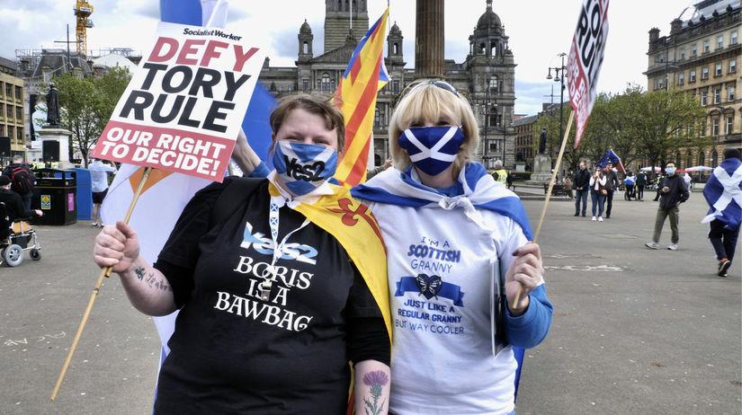 Britain Scotland Election