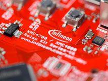 Nemecko Infineon 2.kvartál 2020/21 tržby zisk rast