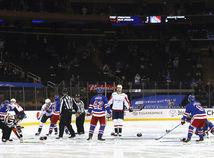 Capitals Rangers bitka