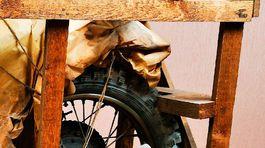 ČZ - objavený motocykel z roku 1972