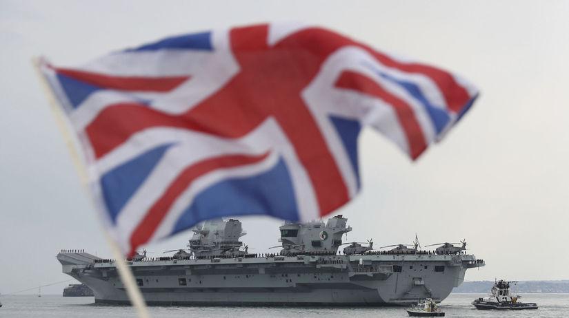 Veľká Británia / Loď /